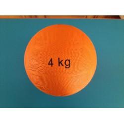 Sportera medicīnas bumba - pildbumba 4 kg
