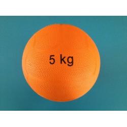 Sportera medicīnas bumba - pildbumba 5 kg