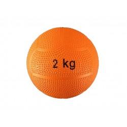 Sportera medicīnas bumba - pildbumba 2 kg