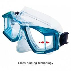 Aqua-speed Lexus snorkelēšanas maska