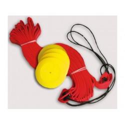 Pokorny Econom pludmales volejbola līnijas ar diskiem