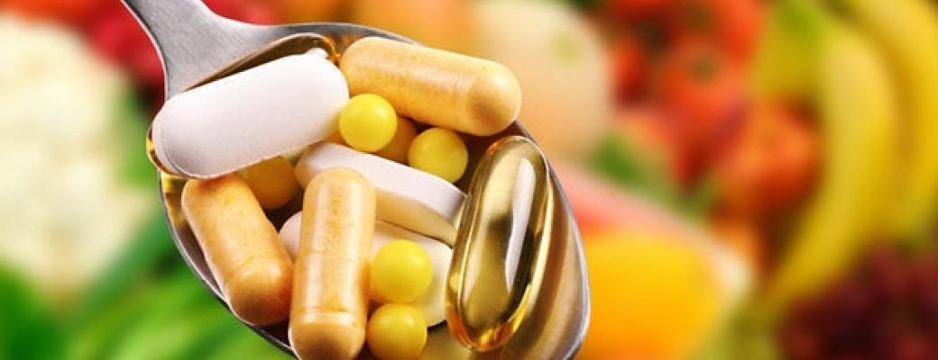 Vitamīni, minerālvielas