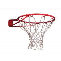 Sportera basketbola grozs ar tīkliņu