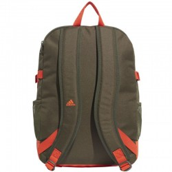 Adidas BP Power IV Medium khaki/ orange mugursoma