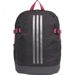 Adidas BP Power IV Medium black/ pink mugursoma