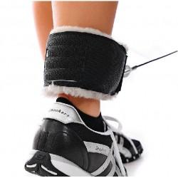 Sportera mīksta kājas potītes manžete