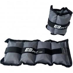 EB FIT 2x1kg svaru manžetes