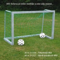RZ Sport 1.5x1m futbola vārtu tīkls
