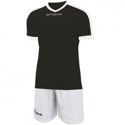 Givova Revolution kit black/ white sporta forma