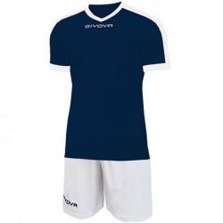 Givova Revolution kit blue/ white sporta forma
