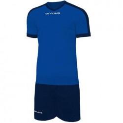 Givova Revolution kit blue sporta forma