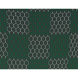 Huck handbola vārtu tīkls 3 X2 m (0.8/1.0)