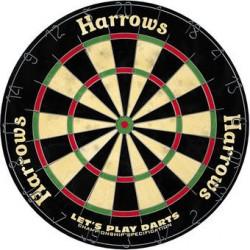 Harrows Lets play darts set šautriņu dēlis + šautriņas