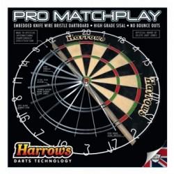 Harrows Pro Matchplay šautriņu dēlis