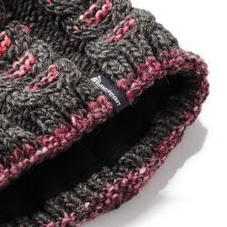 Meteor Mana dark grey sieviešu ziemas cepure
