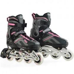 Mico Flos Girl 2in1 skrituļslidas + ledus slidas