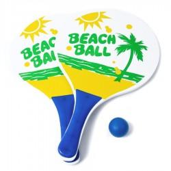 SMJ Sport Beach ball Palms tenisa komplekts