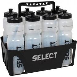 Select pudeles ar turētāju