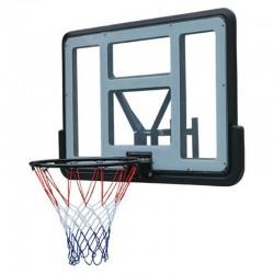 Sportera PE basketbola vairogs ar grozu