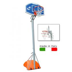 SportSystem S04010 strītbola konstrukcija