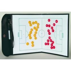 RZ Sport futbola taktiskā mape 46x25