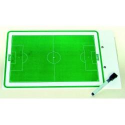 RZ Sport futbola taktiskā mape 40x23