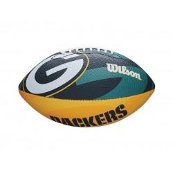 Wilson  NFL TEAM LOGO PT STEELERS Junior amerikāņu futbola bumba
