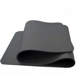 Sportera Black fitnesa paklājs 180x60x1 cm