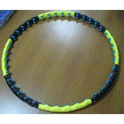Magnetic Hula Hoop magnētiskais masāžas vingrošanas rinķis 1,8 kg