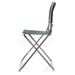 Meteor salokāms krēsls ar atzveltni
