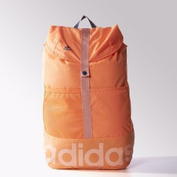 Adidas Performance orange mugursoma