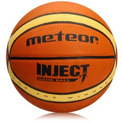 Meteor Inject 6 basketbola bumba