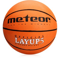 Meteor Layup 6 basketbola bumba