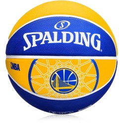 Spalding Team GoldenState 7 basketbola bumba