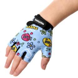 Meteor Kiss Love Kids gloves bērnu velo cimdi