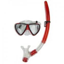 Spokey QUARIUS JUNIOR (sark.) 84097 snorkelēšanas komplekts
