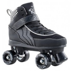 Rio Roller Mayhem (Black) 40.5/7A (RIO125) SS rollerslidas