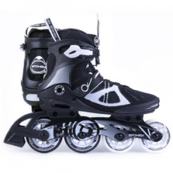 Spokey XCOOL 41 Black 839884 skrtuļslidas