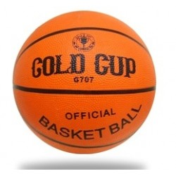 Gold Cup basketbola bumba #6