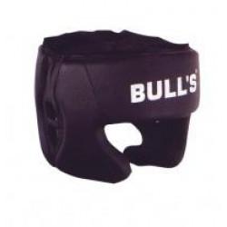Bulls mākslīgās ādas boksa ķivere
