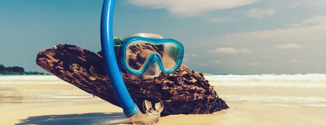 Snorkelēšanas komplekti
