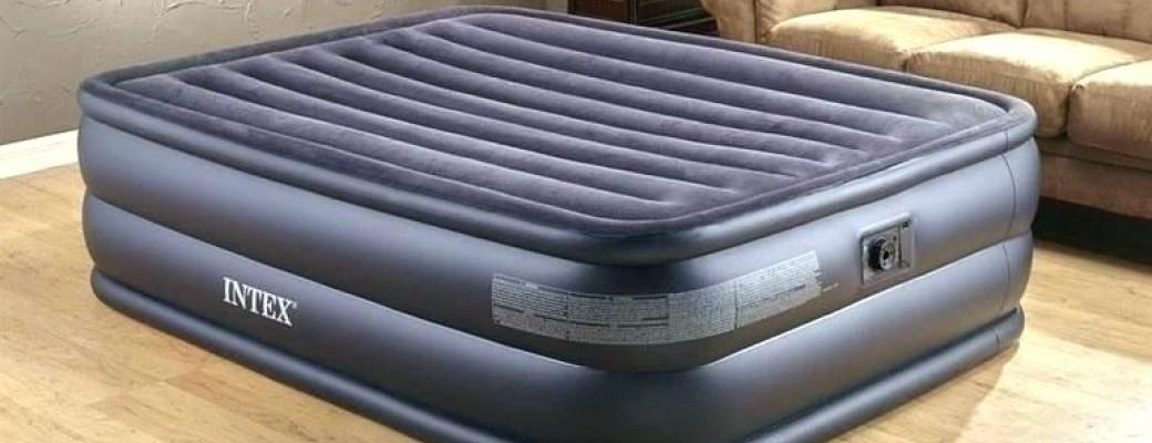 Piepūšamās gultas