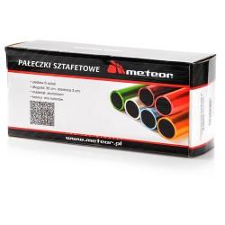 Meteor Alu stafetes kociņi 6 gab.