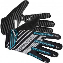 Salming Travis Progrip Goalie Gloves florbola vārtsarga cimdi (1144430-0113)