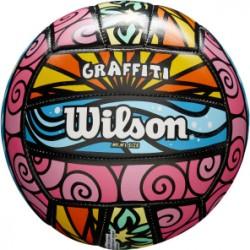 Wilson GRAFFITI MINI volejbola bumba