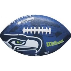 Wilson  NFL TEAM LOGO SEATTLE SEAHAWKS Junior amerikāņu futbola bumba