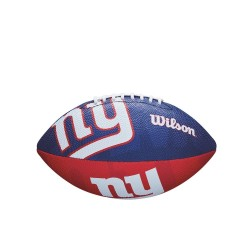 Wilson  NFL TEAM LOGO NEW YORK GIANTS  Junior amerikāņu futbola bumba