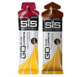 SIS Go+ caffeine enerģijas želeja ar kofeīnu