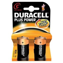 Duracell C/2 Plus Power baterija