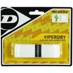 Dunlop VIPERDRY, white, blister, 1pcs tinums